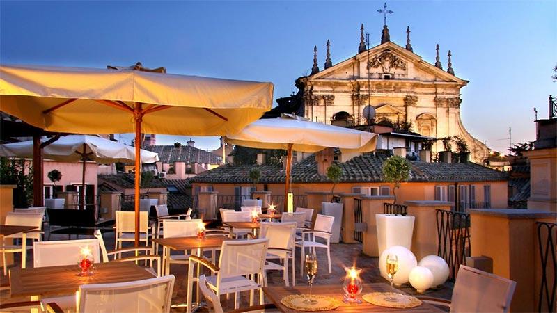 Albergo Cesari Hotel i Roma