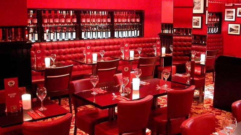 Angus Steakhouse i London
