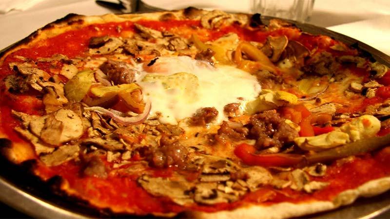 Pizzeria da Baffetto i Roma