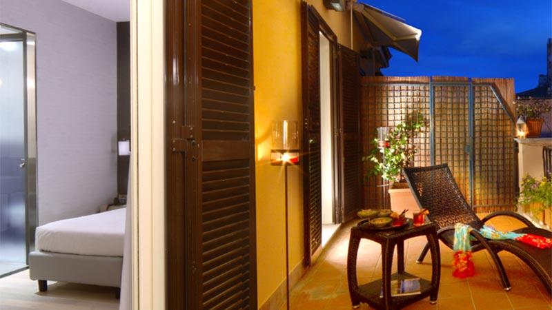Hotel Adriano i Roma