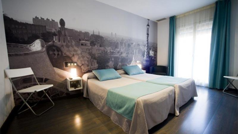 Hotel Curious I Barcelona