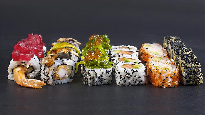 Monster Sushi i Barcelona