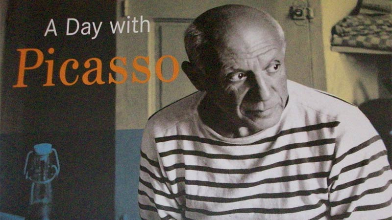 Picasso-museet i Barcelona