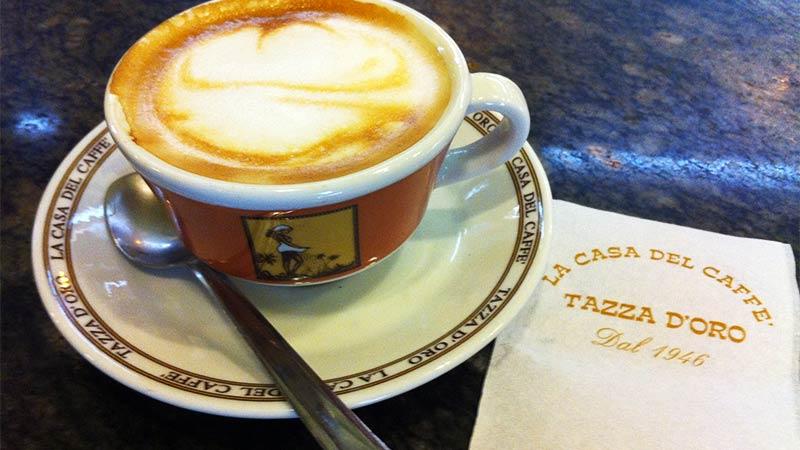 Romas beste kaffe