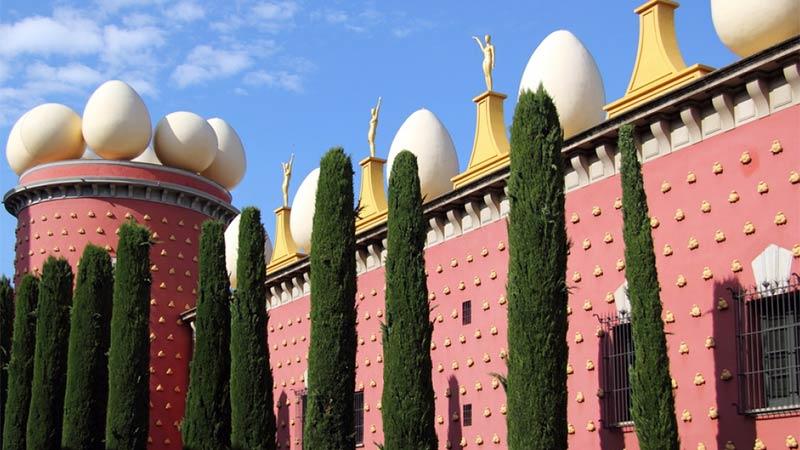 Salvador Dali-museet i Barcelona