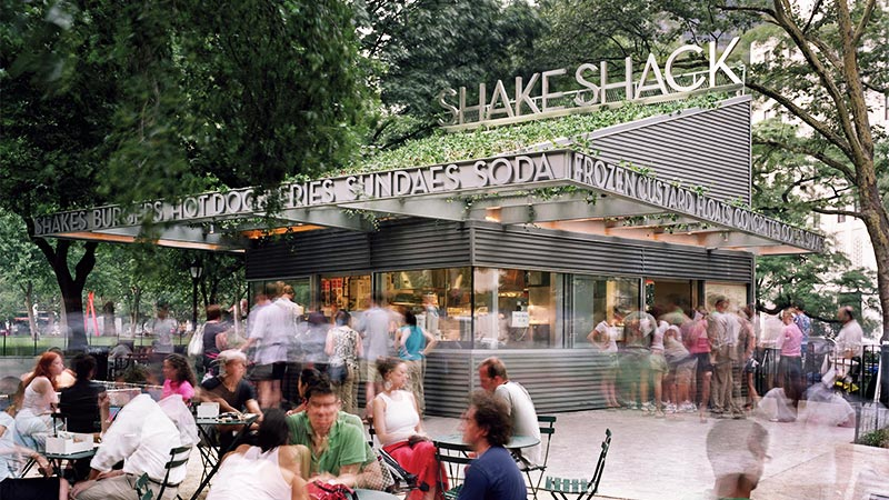 Shake Shack i New York