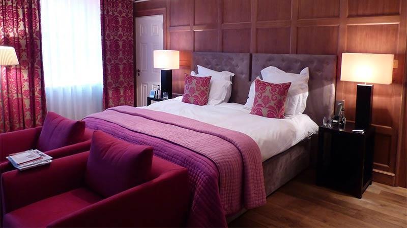 Tigerlily Hotel i Edinburgh