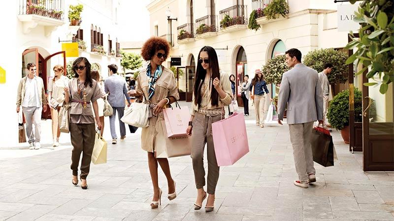 Shoppingsentere i Barcelona