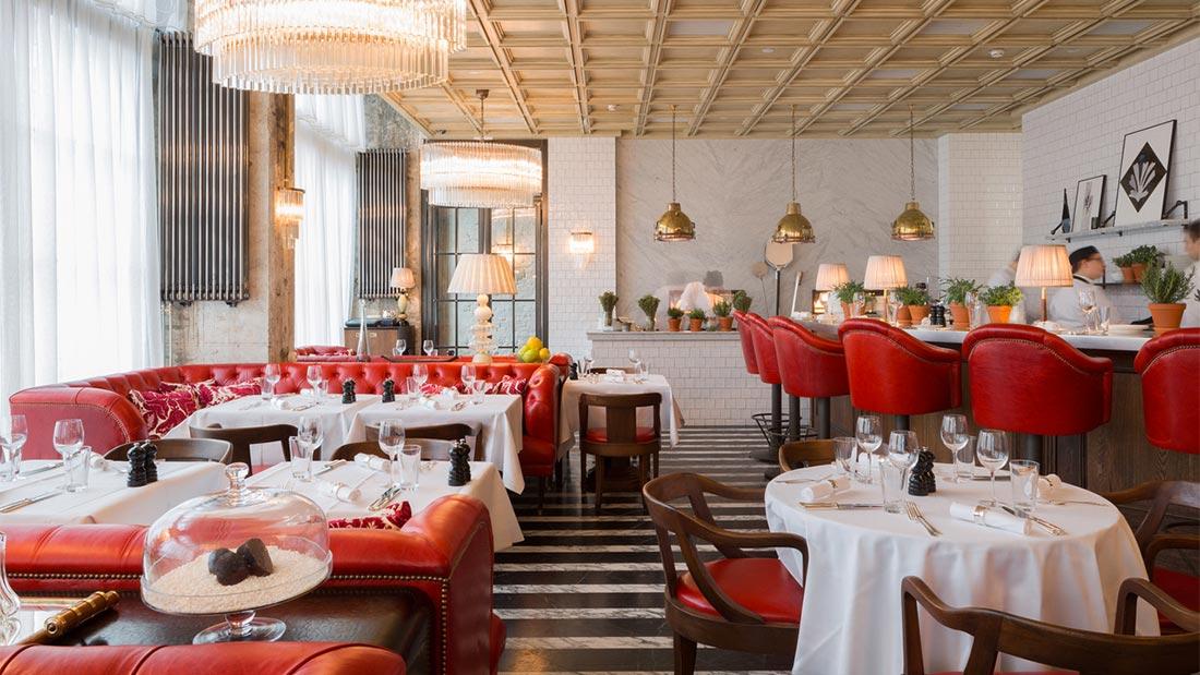 Restaurant Ceccioni's i Berlin