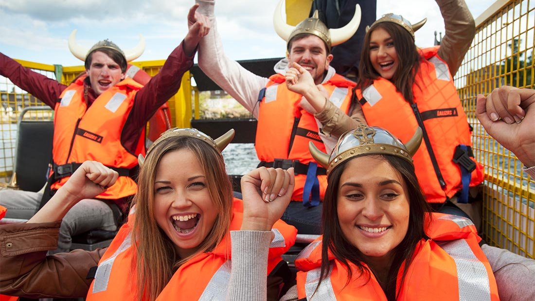 Dublin – Viking Splash Tours
