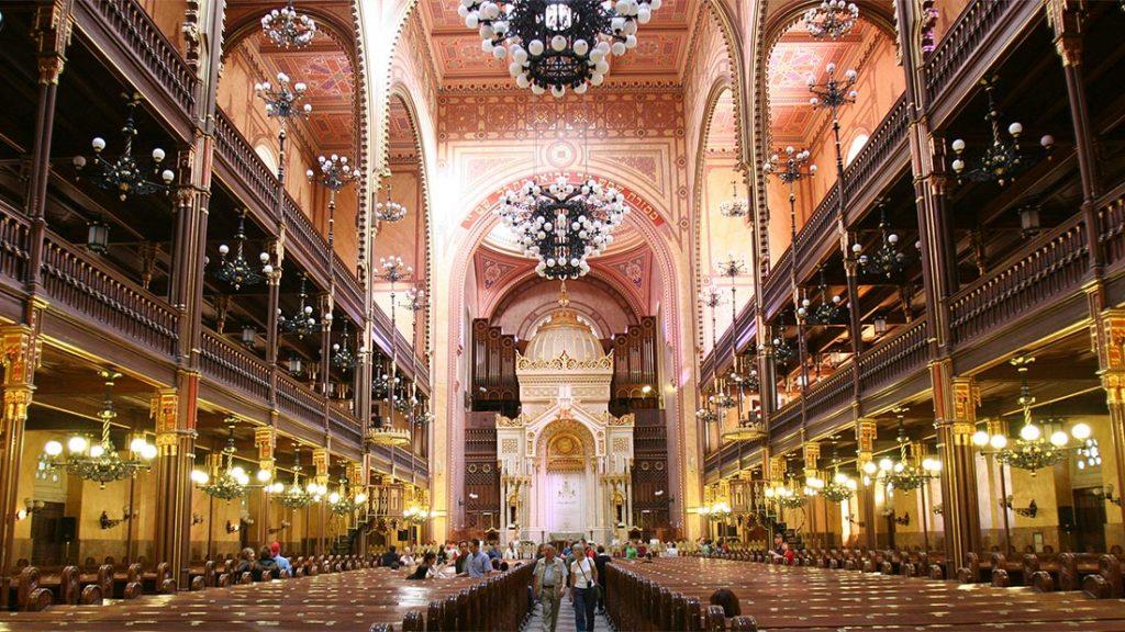 Verdens nest største jødiske synagoge