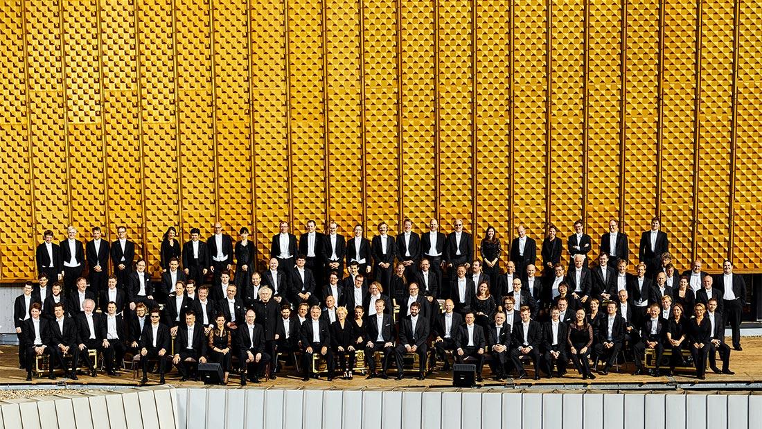 Berlin filharmonien