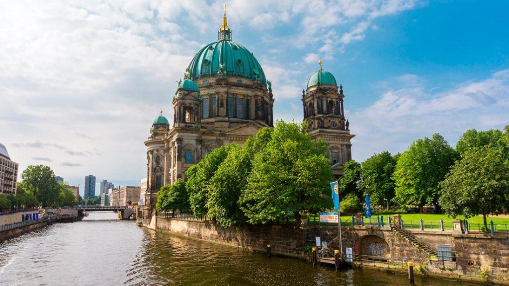 Berliner Dom i Berlin