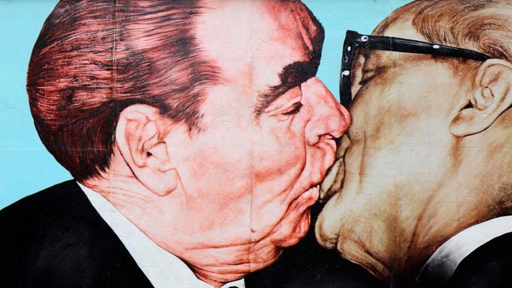 Berlinmuren i Berlin