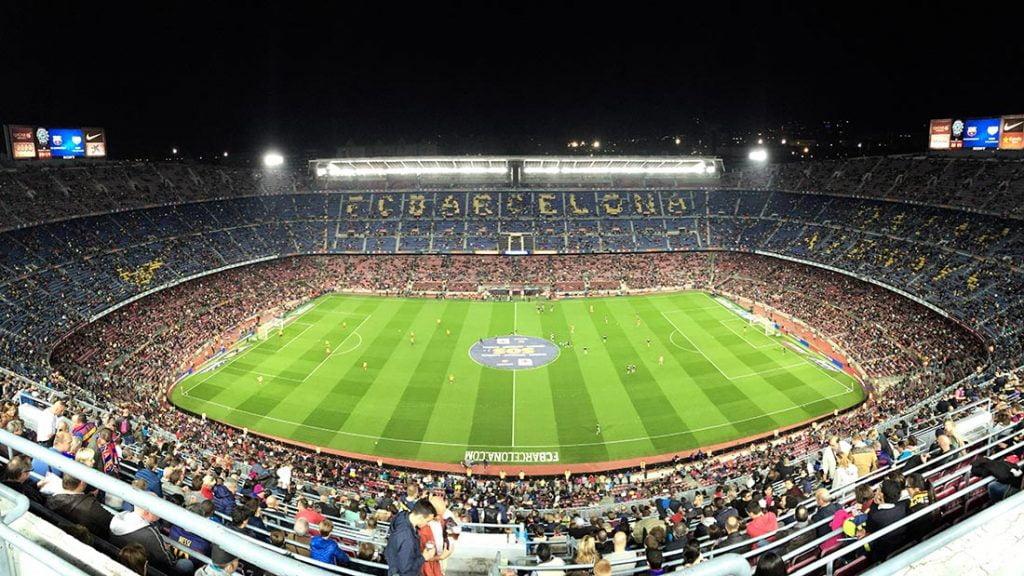 Camp Nou og FC Barcelona