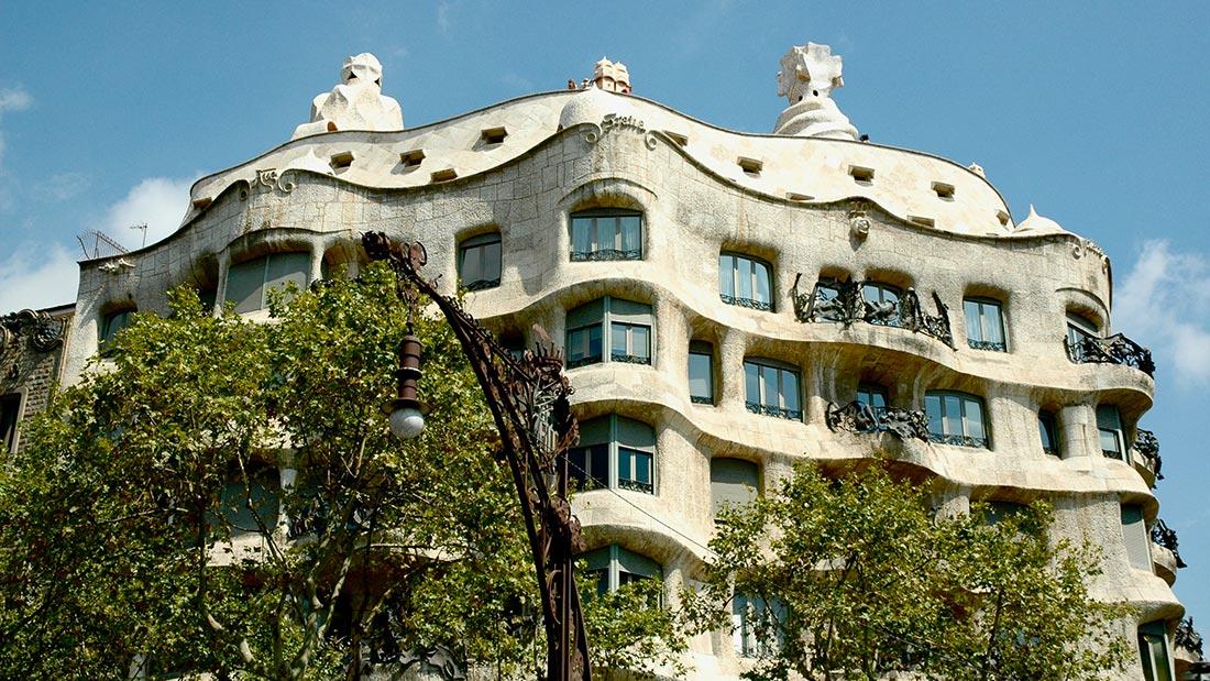 Casa Milà i Barcelona
