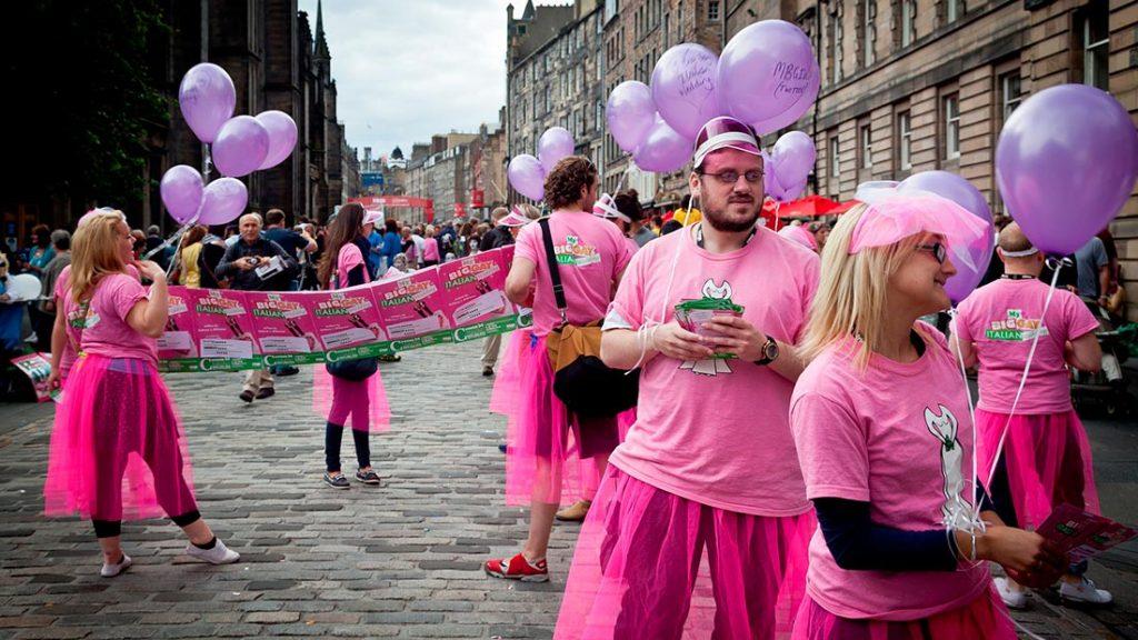 Fra Edinburgh Festival Fringe