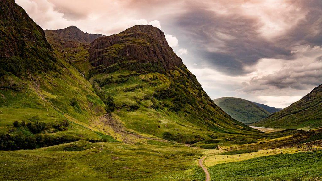 Det skotske høylandet