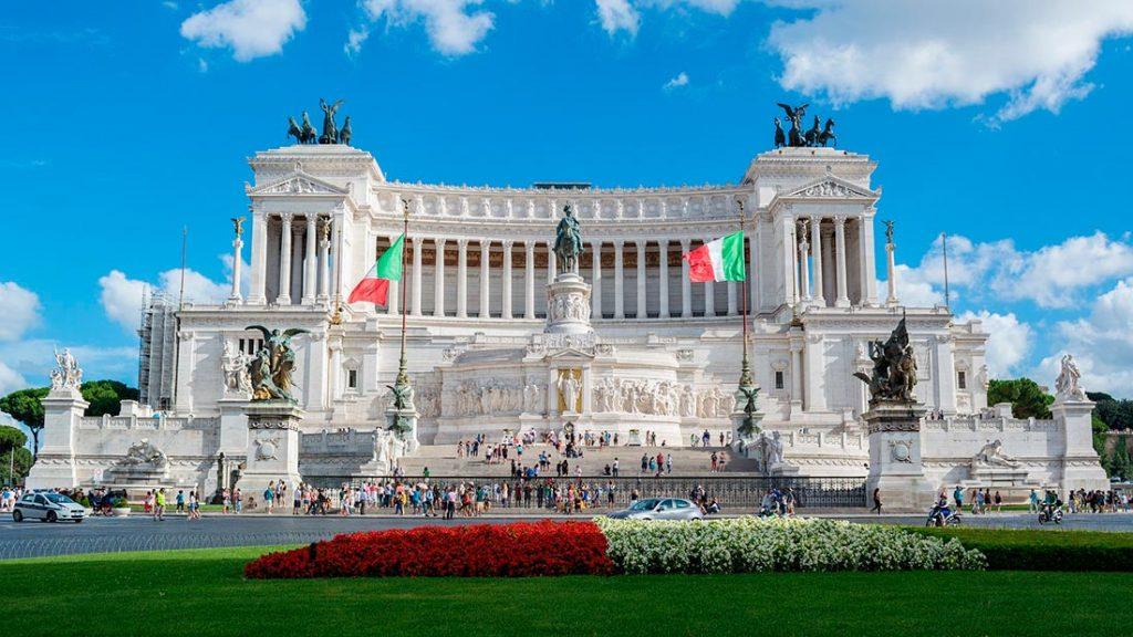 Il Vittoriano i Roma