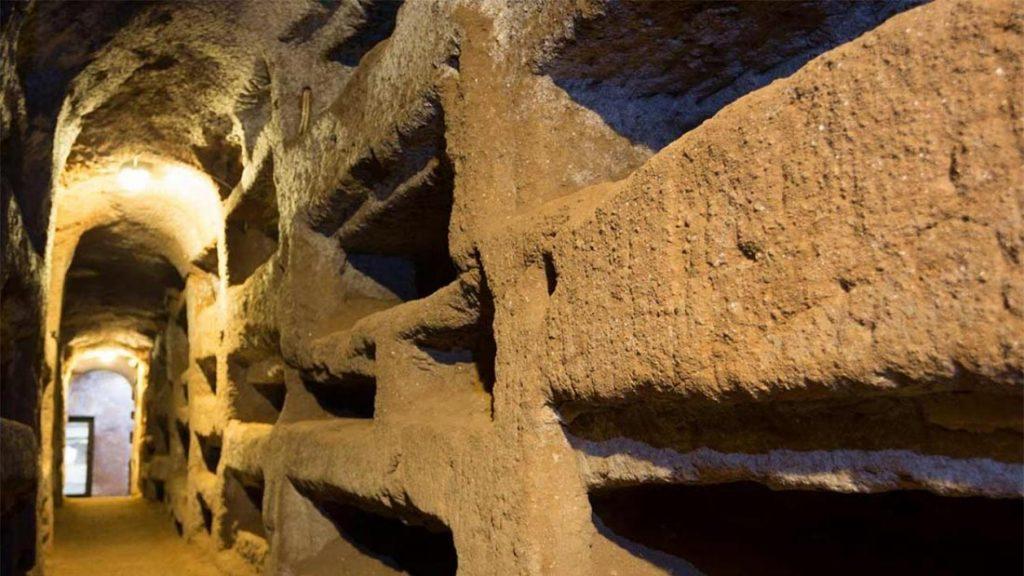 Katakombene i Roma