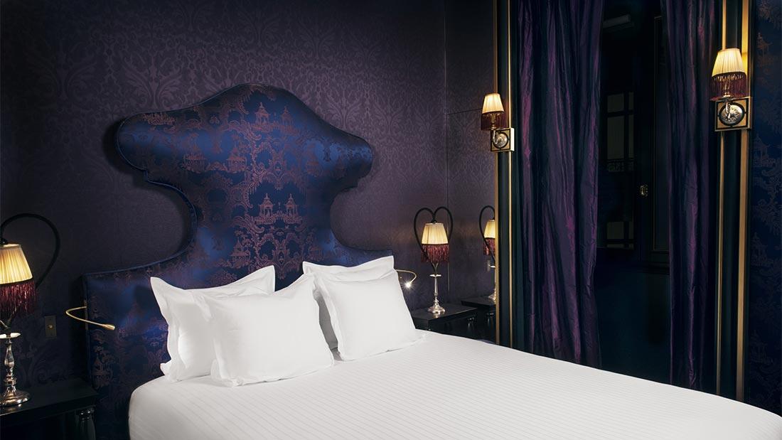 Deluxe room i Maison Souquet i Paris
