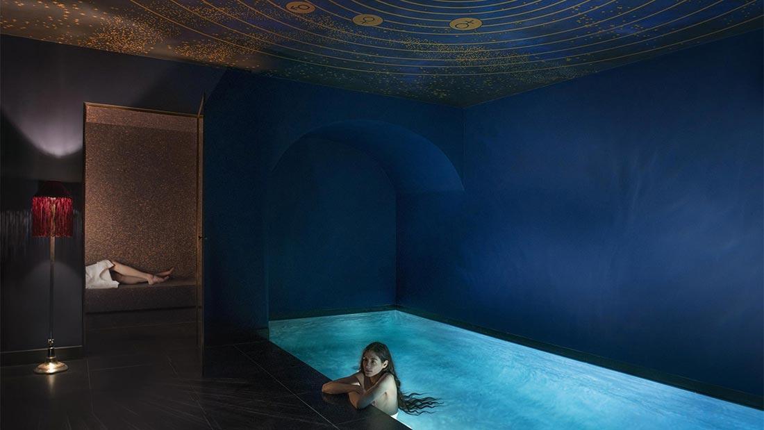 Spa i Maison Souquet i Paris