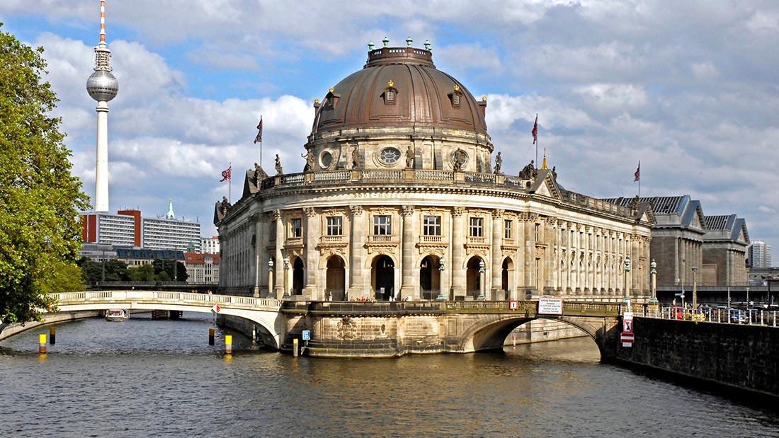 Museumsinsel i Berlin