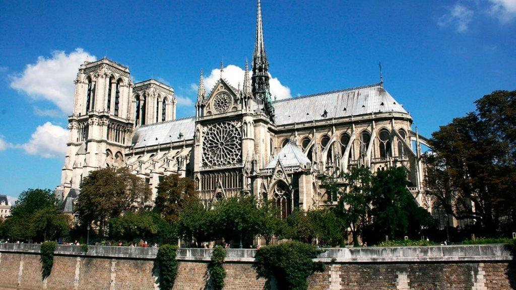 Notre Dame i Paris