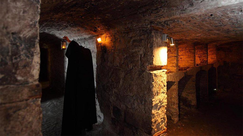 Opplev spøkelser under Edinburgh