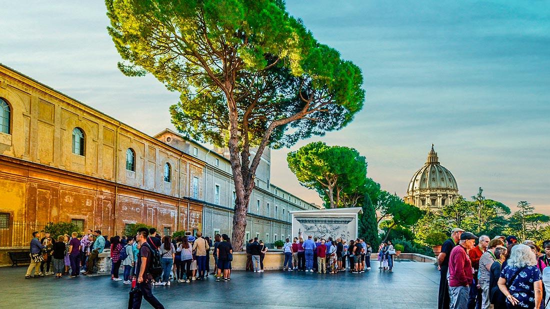 Gratis guiding i Roma