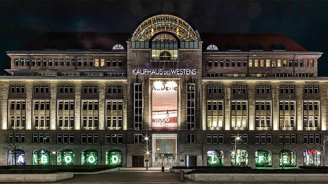 KaDeWe shoppingsenter i Berlin