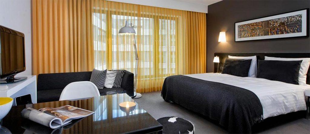 Adina Apartment Hotel Hockescher Markt i Berlin