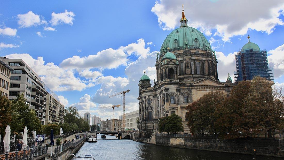 Berliner domen i Berlin