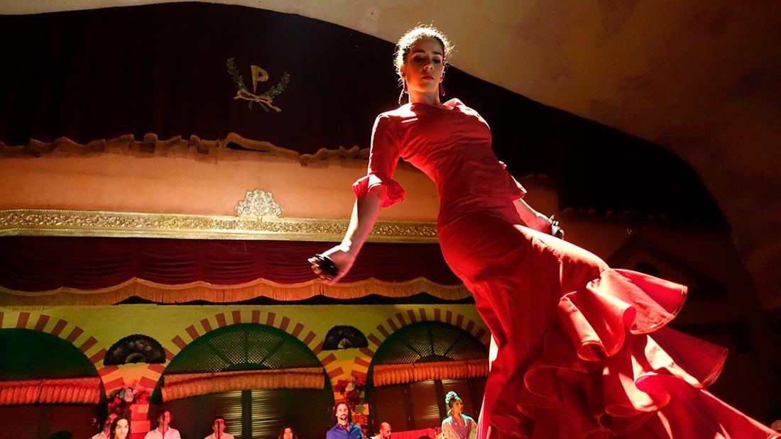 Flamenco og lidenskap i Sevilla