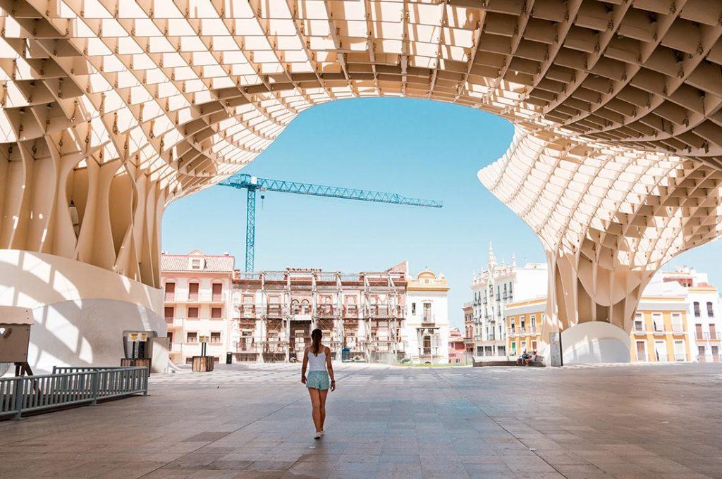 Setas de Sevilla i Sevilla