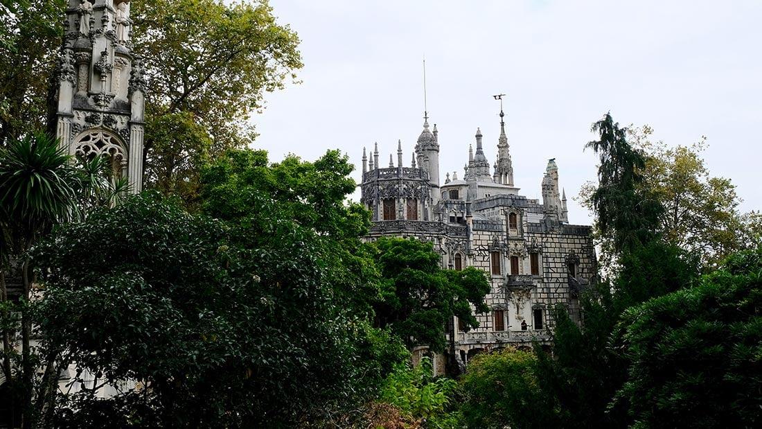 Quinta da Regaleira i Sintra
