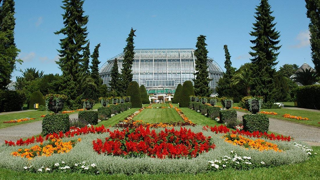Botanischer Garten i Berlin