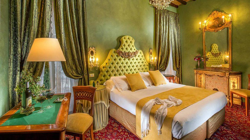 Deluxe room hos Boutique Hotel Campo de' Fiori