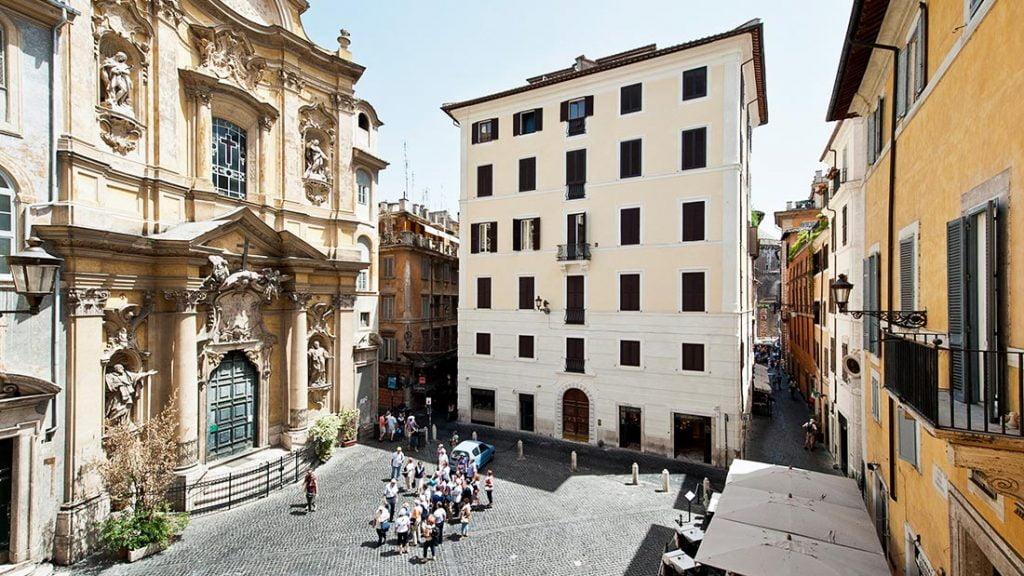 Utsikt fra Relais Maddalena