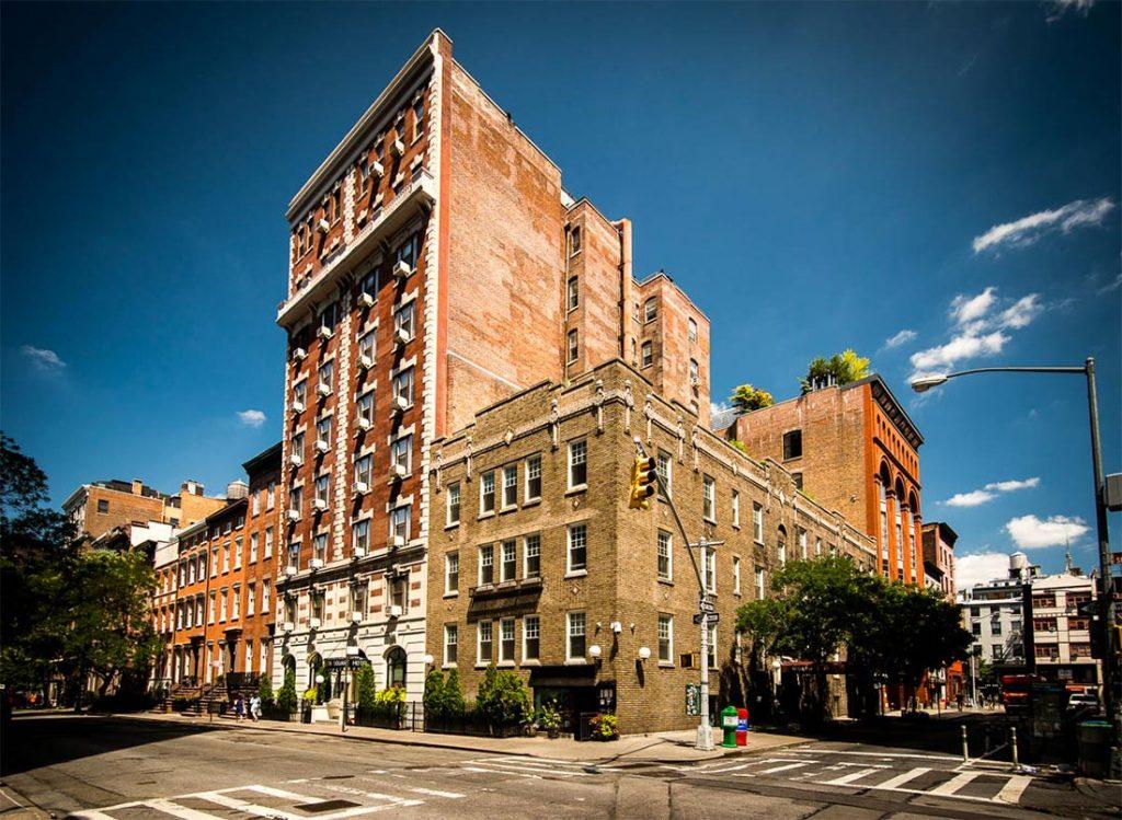 Washington Square Hotel i New York