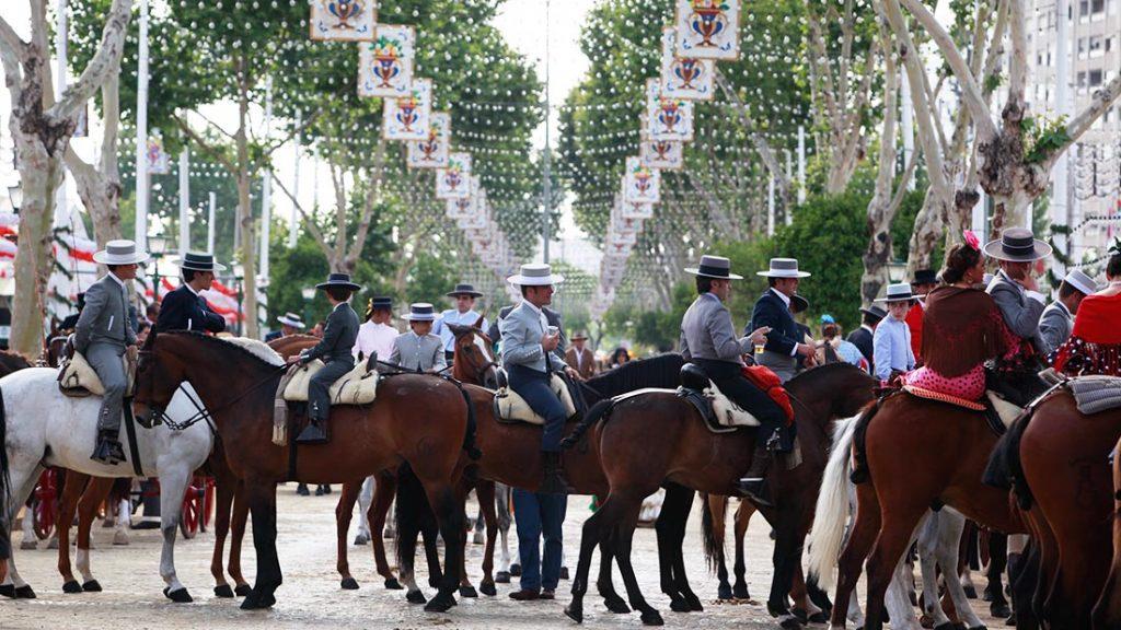 April Fair i Sevilla