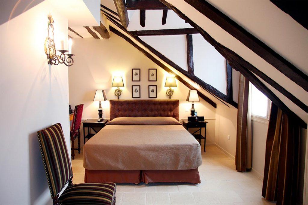 Hotel Saint-Louis Marais, et ombygd kloster fra 1700-tallet.