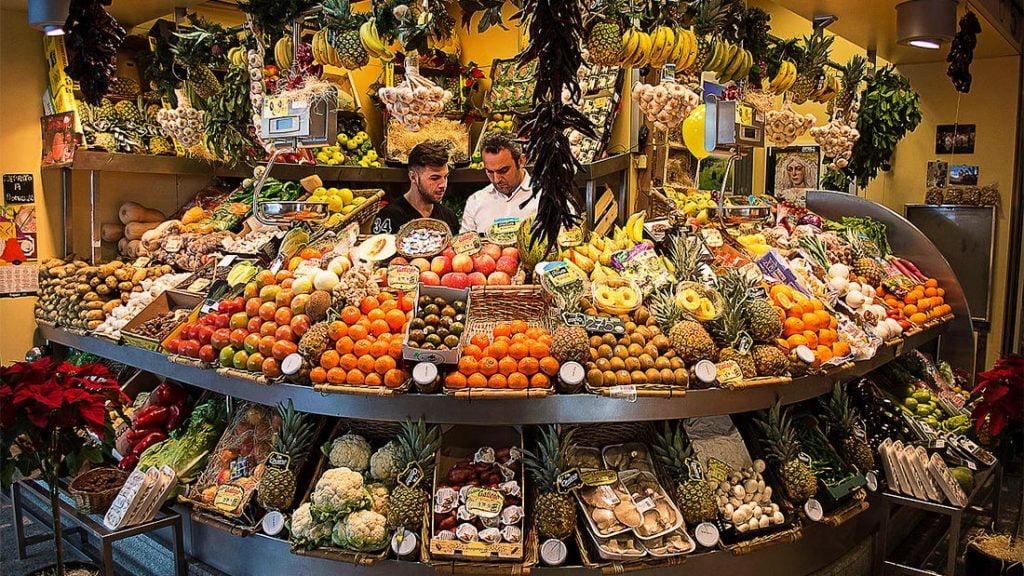 Mercado Encarnación i Sevilla